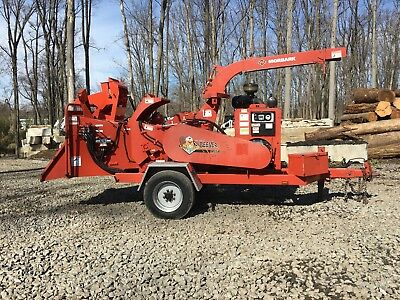 2013 Morbark M15R Chipper