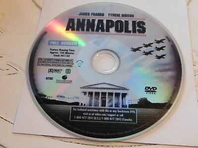 Annapolis (DVD, 2006, Full Frame)Disc Only 38-25