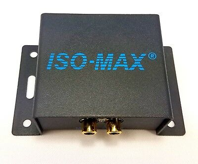Jensen Transformers Iso-Max CI-1RR - Single-Channel Ground Isolator Used 14-Day