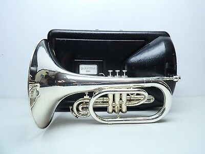Jupiter Quantum JMP-5050 Marching F Mellophone w/Case and Mouthpiece