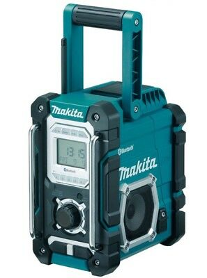 makita digital radio dmr110 18v lxt li ion cordless jobsite radio aud picclick au. Black Bedroom Furniture Sets. Home Design Ideas