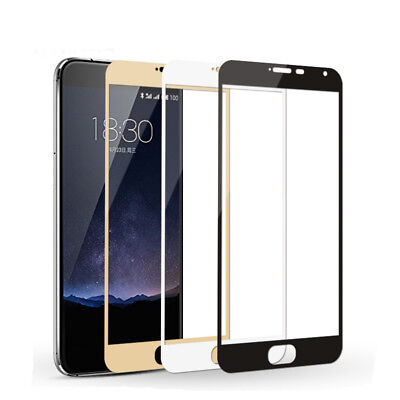 Tempered Glass For Meizu M3S M5 M6 Note M5S M5C Full Cover Screen Protector Film