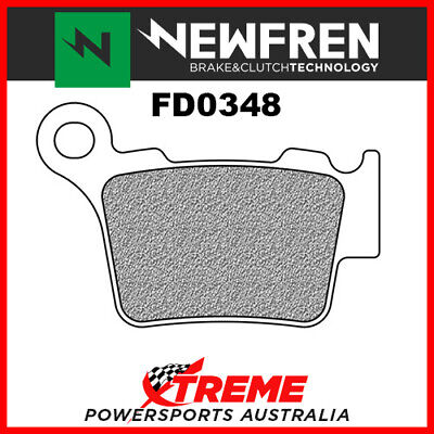 Newfren KTM 450 SX-F 2003-2018 Sintered Rear Brake Pad FD0348SD