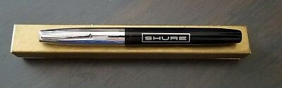 Vintage Sheaffer Fountain Pen Cartridge Pen w / Box SHURE Advertising Premium