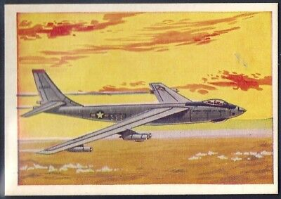 ENGLISH TEXT -#037 MASTER VENDING-JET AIRCRAFT OF THE WORLD QUALITY CARD!!!