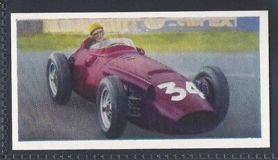 Merrysweets-World Racing Cars-#14- Juan Manuel Fangio