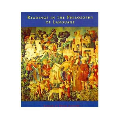 Readings in the Philosophy of Language by Peter Ludlow (editor)