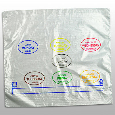 """10"""" x 8-1/2"""" x 0.5 mil Portion Control Bags"""