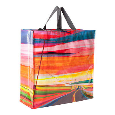 Blue Q Shopper Bag Sunset Highway
