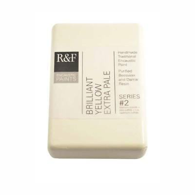 R&F Encaustic 333Ml Brilliant Yellow X Pale