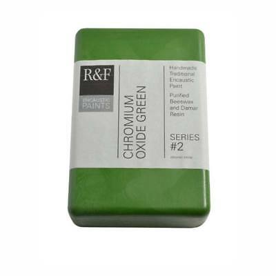 R&F Encaustic 333Ml Chrome Oxide