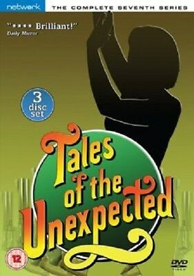 Tales Of The Unexpected - Series 7 - Complete   3-Disc Set    New     Fast  Post
