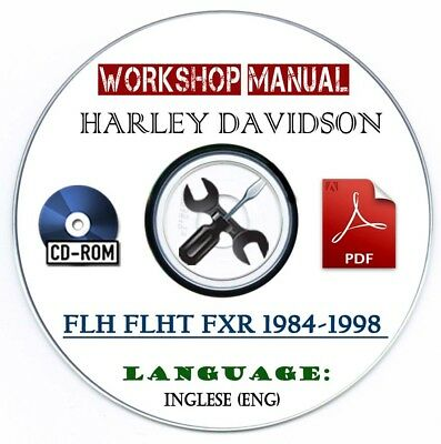 Manuale Officina Harley Davidson Touring Workshop Manual Service Repair