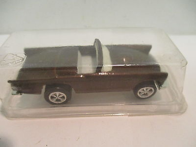 Hot Wheels  50's Tbird Convertible In Plastic Only  Collectable   Vintage