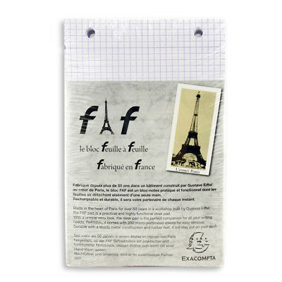 Exacompta Faf Desk Refill Pad Only No.4 Graph