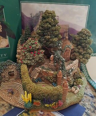 Britain's Heritage Lilliput Lane TRANQUILITY Limited edition  #1621 NEW IN BOX