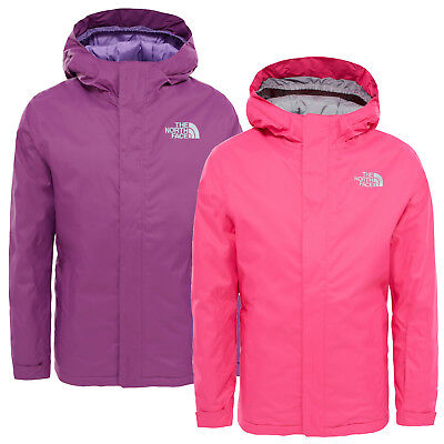 The North Face Children's Girl's Winter Jacket Snow Quest Jacket Kids NEW