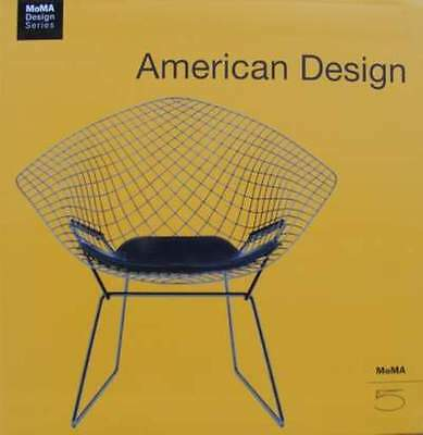 Book/guide : American Design > Eames,wright,bertoia,knoll ..