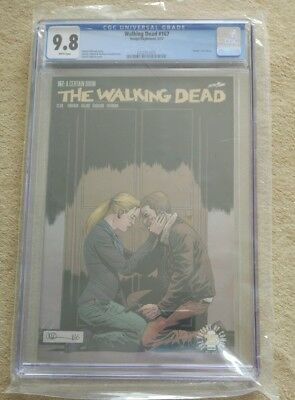 The Walking Dead #167 CGC 9.8 - 2017 - Image Comics - English - 1st printing