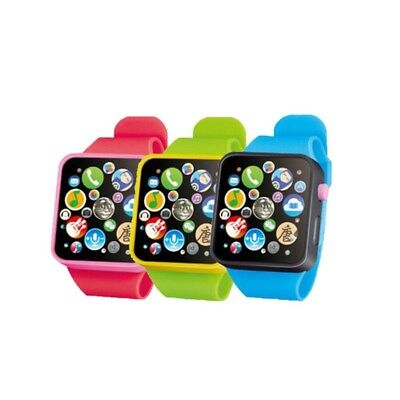 1 x Baby Kids Educational Smart Watch Early Learning Story Machine Plastic Toy