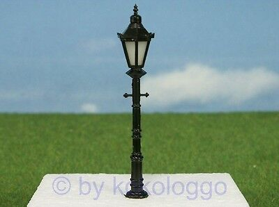 S382 - 5 pcs Streetlights Parking Lights with LED 6cm parklaternen Garden Lamp