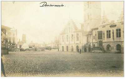 Belgique.n°31084.dendermonde.cp Photo.rare