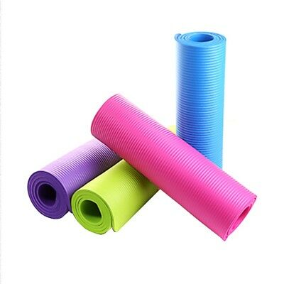 Tapis de yoga Gym Exercise Pilates extra-épais antidérapants Physio Aerobic a3822d7587b
