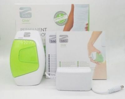 Silk'n Glide Permanent Hair Removal Device HPL System with 50000 Light Pulses