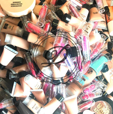 W7 Box Of Testers - Lips Pack Small Versions Trainee Make Up Artist Foundation