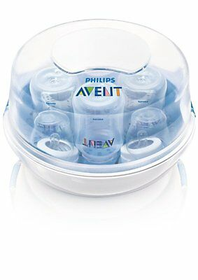 Philips AVENT Electric Steam Sterilizer 3-in-1 -- New
