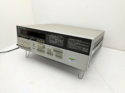HP 4262A LCR Meter in good used condition passes most self tests