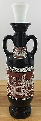Vintage Jim Beam 1962 Egyptian Cleopatra Decanter Bottle - BEAM'S CLEOPATRA