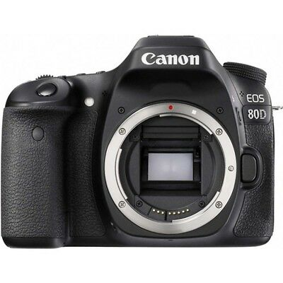 Canon EOS 80D Digital Camera Body