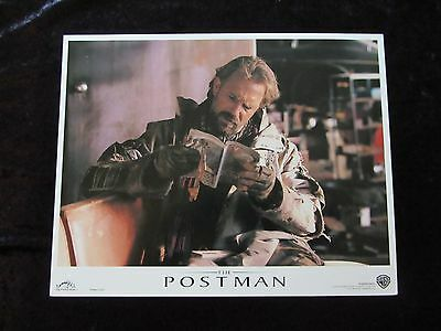 THE POSTMAN lobby card # 4 - KEVIN COSTNER