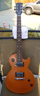 2006 Gibson Vixen guitar - Coral (refinished) - price drop!