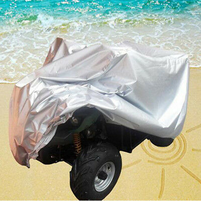 M 190T Waterproof Dustproof Anti-UV ATV Cover Universal for Polaris Honda