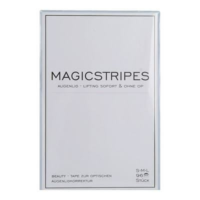 Magicstripes Eyelid Lifting - Trial Pack S+M+L 96-Stück
