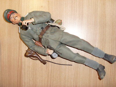 """WWI Offizier Figur Sideshow 1/6 12"""" Bayonets and Barbed Wire, top Zustand"""