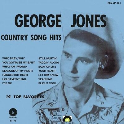 George Jones - The Grand Ole Opry's New Star  Lp + Download New+