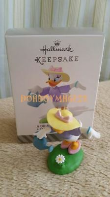 Hallmark 2015 A Drink From Daisy Duck A Year of Disney Magic Ornament Series