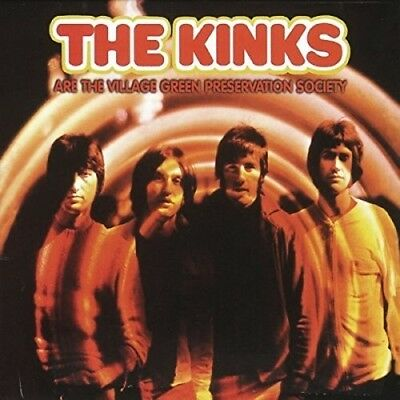 The Kinks - The Kinks Are The Village Green Preservation Soc.  Vinyl Lp New+