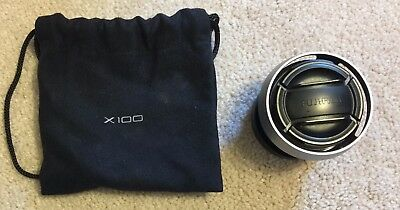 Fujifilm WCL-X100, Wide Conversion lens for X100 serie.