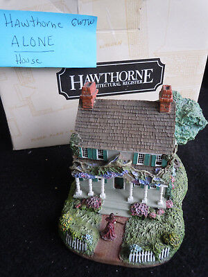 Hawthorne ALONE House # 8 in the Gone with the Wind Collection in Original Box