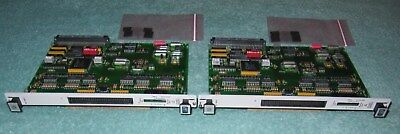 Two New Agilent E1352 FET Multiplexer VXI Card E1351A-66201 with D/A Connectors