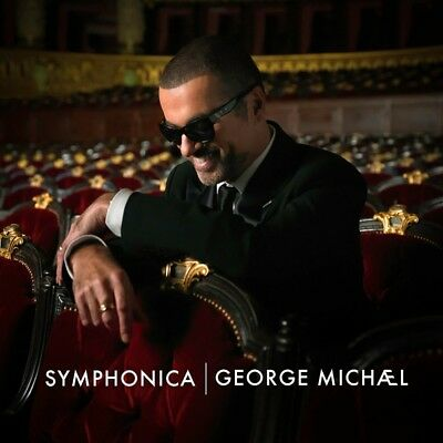 George Michael - Symphonica (Bluray Audio)  Blu-Ray New+