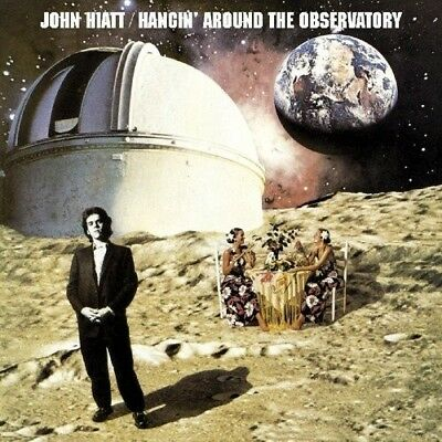 John Hiatt - Hangin' Around The Observatory   Cd New+