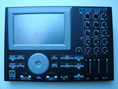 MERISH 3 (M-Live) - MIDI File/ MP3/ Karaoke player/ Sound module/ Audio mixer