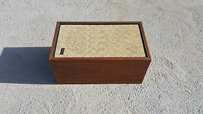 Vintage Speakers Criterion 99-02222WX 150A speaker 40W program material Japan