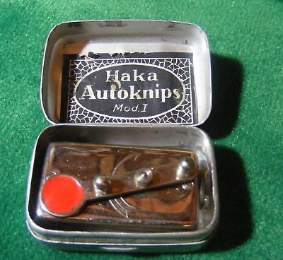 HAKA AUTOKNIPS Automatic Self Timer Model 1 with case  for Cameras