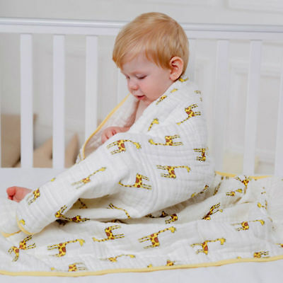Aden+Anais Classic Dream Cotton Thick Baby Muslin Blanket Swaddle Sleeping Wrap